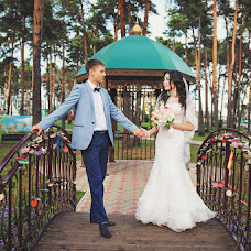 Wedding photographer Ekaterina Moskaleva (moskalevaekat). Photo of 17.11.2016