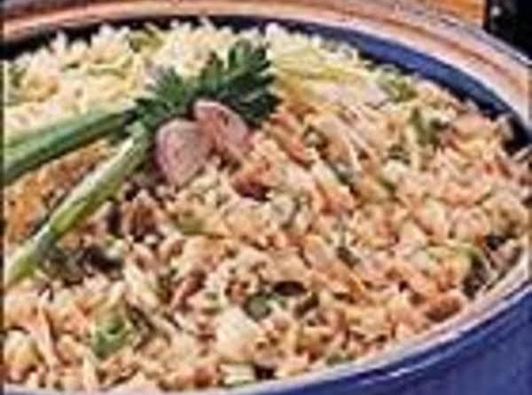 Green Onion Rice Recipe