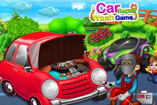 Car Wash & Repair- Garage Mechanic 1.0 screenshots 11