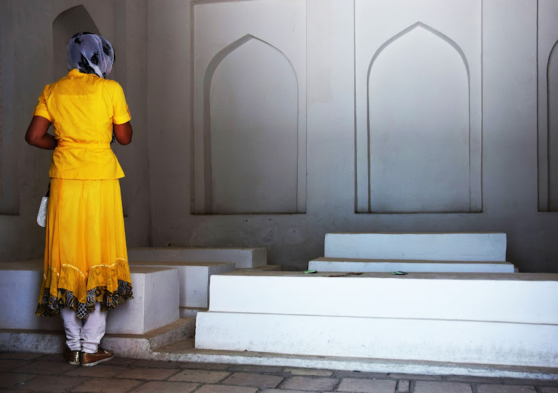 luoghi di preghiera di rak