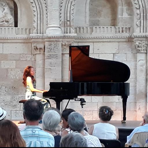 Festival Sérénade Surgères musique de chambre direction Pierre Lenert