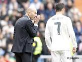 Zidane sluit een terugkeer van Ronaldo naar Real Madrid niet uit!