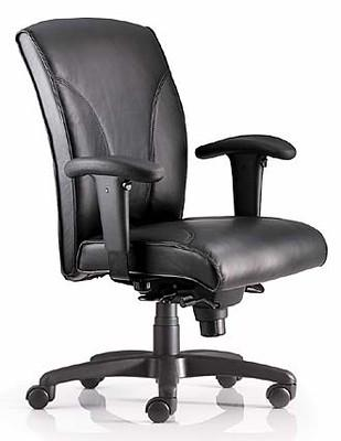 Classic leather ergonomic chair | Ergonomic chairs from Kare… | Flickr