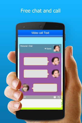 Video Call Text
