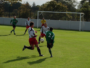 Photo: 17/10/09 v Haslingden St Marys (WLLECPrelRd) 3-2 - contributed by Andy Gallon/Emma Jones