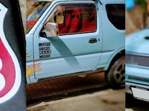 ジムニー JB23Wのカスタム事例画像 ジムさっくさんの2020年08月10日18:23の投稿