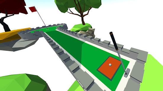 Cloudlands: VR Minigolf Screenshot
