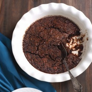 Double Chocolate Pudding Cake