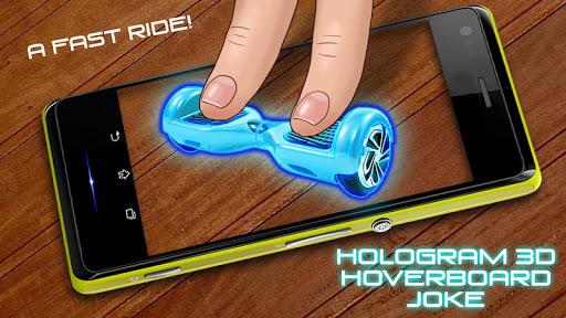 無料模拟Appのホログラム3Dホバーボードジョーク 記事Game