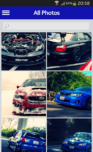 Impreza WRX STI Wallpapers Screenshot