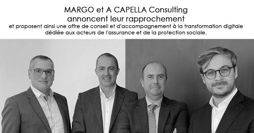 MARGO et A CAPELLA Consulting annoncent leur rapprochement