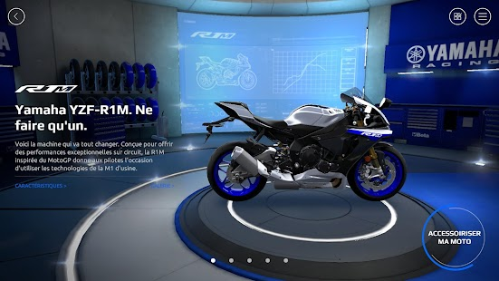 Yamaha MyGarage- screenshot thumbnail