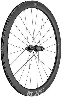 DT Swiss ARC 1400 DiCut 48 Rear Wheel -  700, 12 x 142mm, 6-Bolt/Center-Lock, HG 11, Black alternate image 0