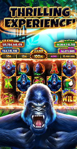 Baba Wild Slots - Slot machines Vegas Casino Games apkmr screenshots 5