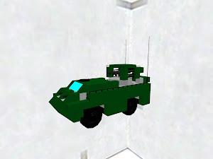 装甲車風の何か