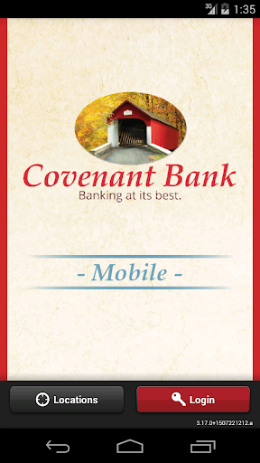 Covenant Bank Mobile Banking