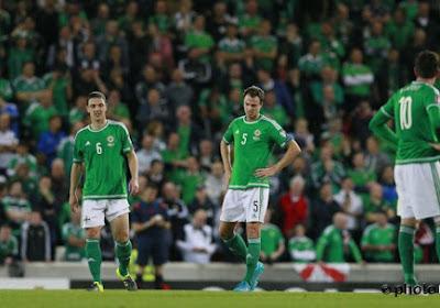 Marc Wilson (Irlande) n'ira pas à l'Euro