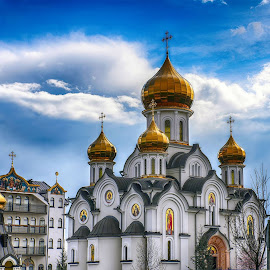 church by Jovica Panić - Buildings & Architecture Architectural Detail (  )