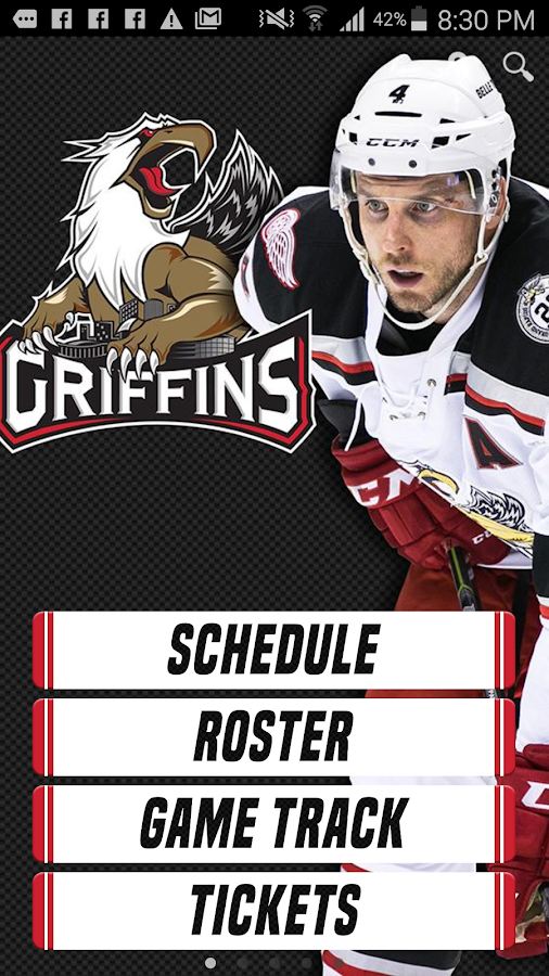 Grand Rapids Griffins- screenshot