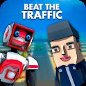 Beat The Traffic: New Run Man Racer Games 2020 icon