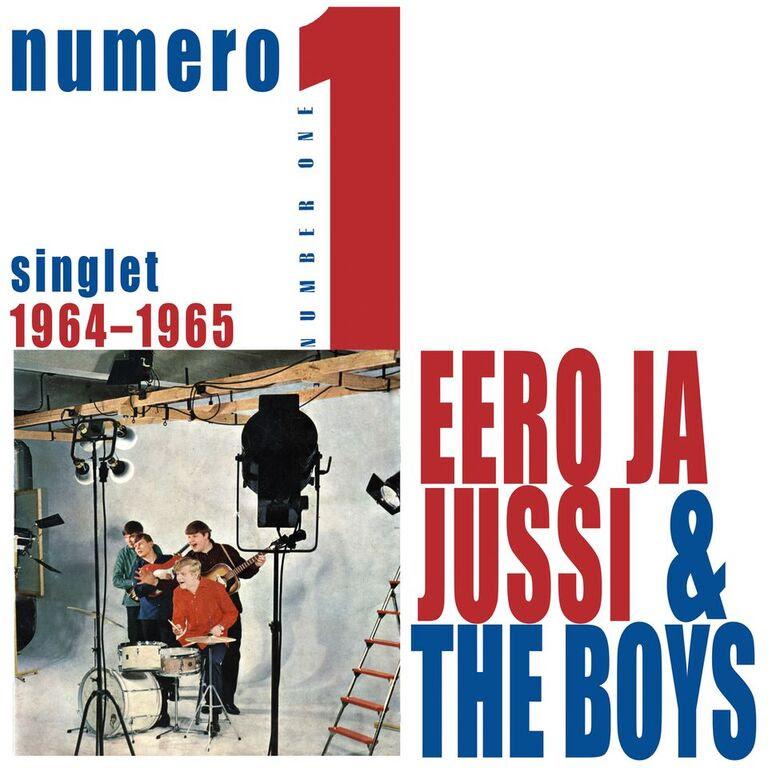 Numero 1 & singlet 1964-1965