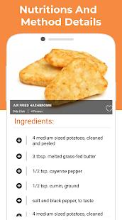Healthy Recipes ebook - Free Recipe App