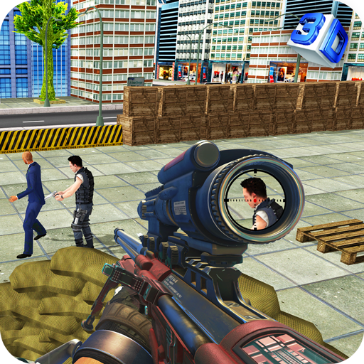 Lone Sniper: Military Shooter