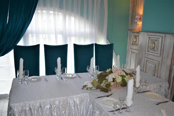 Фото №3 зала Зал «Бирюзовый»