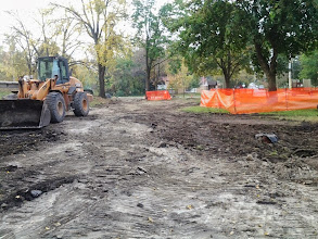 Photo: Storm Sewer Work 10-11-2013