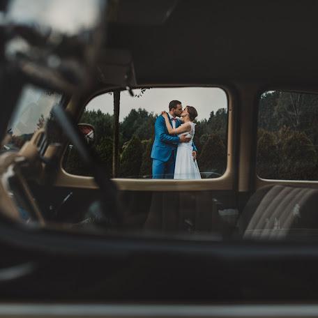 Wedding photographer Jarosław Kozłowski (jkozlowski). Photo of 08.09.2017