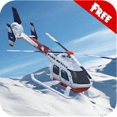 SnowFall Helicopter Parking