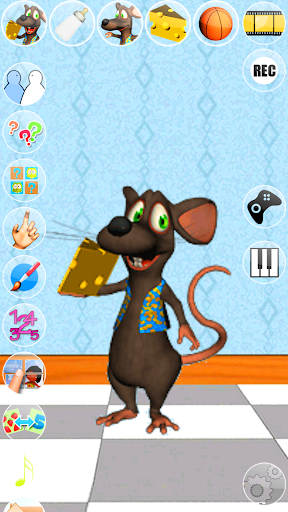 Talking Mike Mouse screenshot