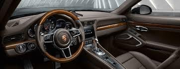 Porsche 911 Carrera 4 - Intérieur - Porsche Canada
