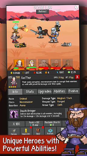 Idle Guardians: Offline Idle RPG Games ss2
