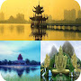 Asian Landscapes LiveWallpaper APK icon