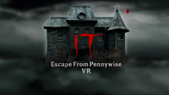 IT: Escape from Pennywise Cardboard 1.2 MOD + APK + DATA Download 1