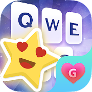App Star Galaxy Keyboard Theme for Girls APK for Windows Phone