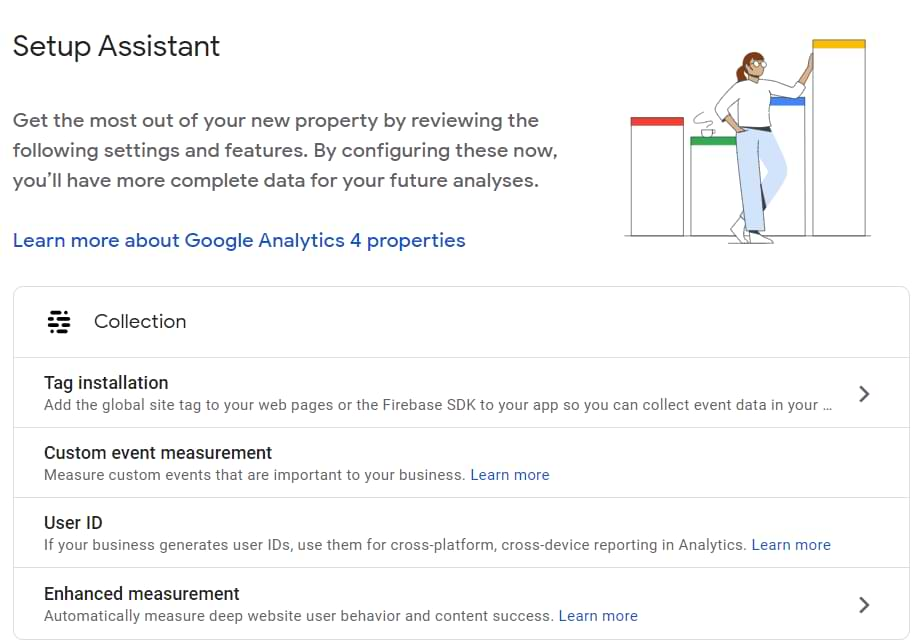 upgrade to google analytics 4