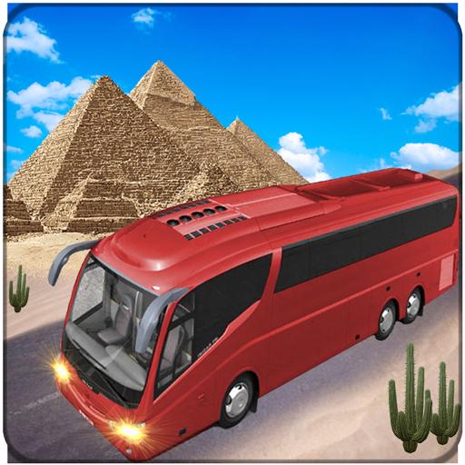 Mega Bus Simulator 2017 New Off-Road Bus 3d Games