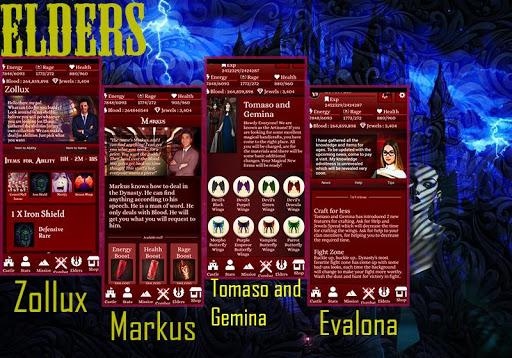 Vampire Dynasty 7.9.17 screenshots 13
