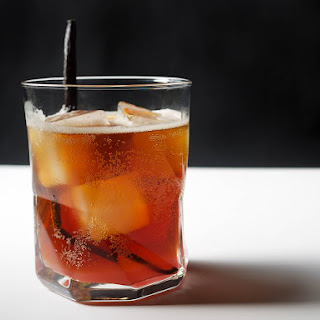 Better-Than-Cream-Soda Rhubarb Cocktail.