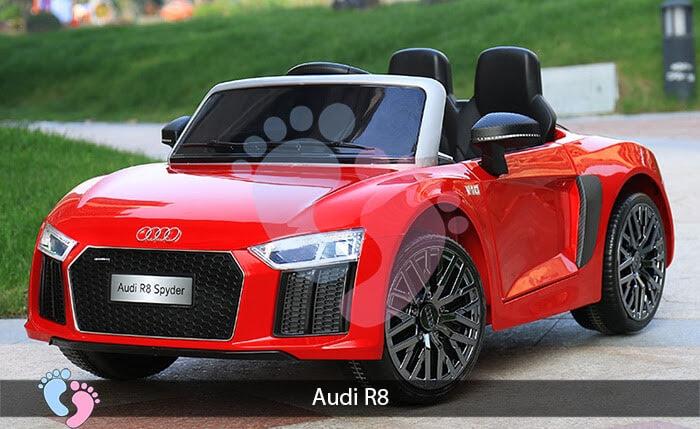 Xe hơi điện thể thao Audi R8 1