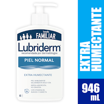 CREMA LUBRIDERM EXTRA   HUMECTANTE VÁLVULA 24H X946ML