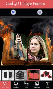 4D Collage Photo Frame screenshot 9