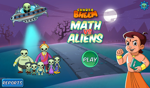 玩免費教育APP|下載Chhota Bheem Maths vs Aliens app不用錢|硬是要APP