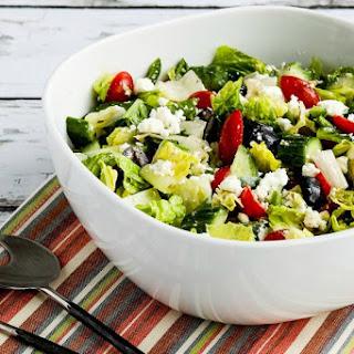 American Greek Salad.