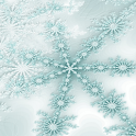 Winter Snowflake Theme Live icon