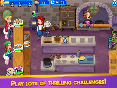 Chef Rescue – Cooking & Restaurant Management Game 9