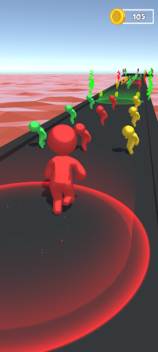 New Run Race Color 3D: Running Race Game screenshot 7