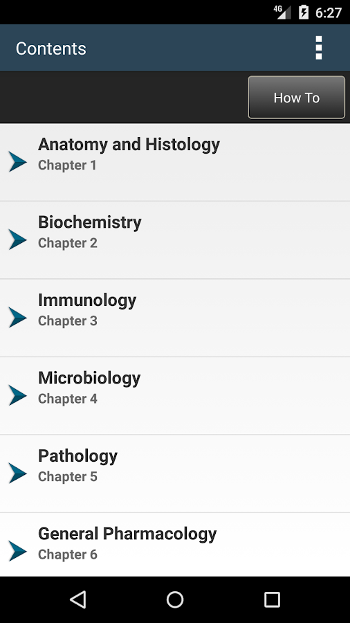 First Aid for Basic Sciences General Principles 3E- screenshot